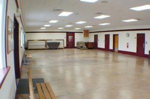 Fire Company Social Hall Interior